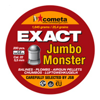 Pellets 5.5 Exact Jumbo Monster